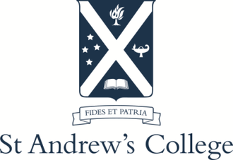 St. Andrew's College, Christchurch - Image: St Andrews College Logo