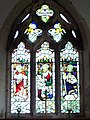 St John's Church, Allerston - Stained Glass Window - geograph.org.uk - 495733.jpg