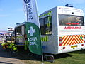 St John Ambulance bus LW641 (G253 EHD), Showbus 2007 (2).jpg
