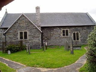 St Marys Church, Betws Gwerful Goch Church in Denbighshire, Wales