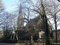 St Mary's Church, Wavertree. - geograph.org.uk - 1588709.jpg