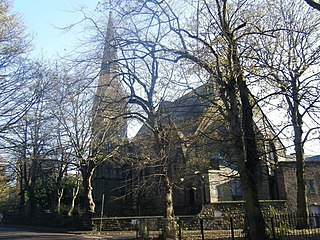 St Marys Church, Wavertree Church in Merseyside, England