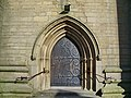 St Mary's RC Church, Burnley, Doorway - geograph.org.uk - 779600.jpg