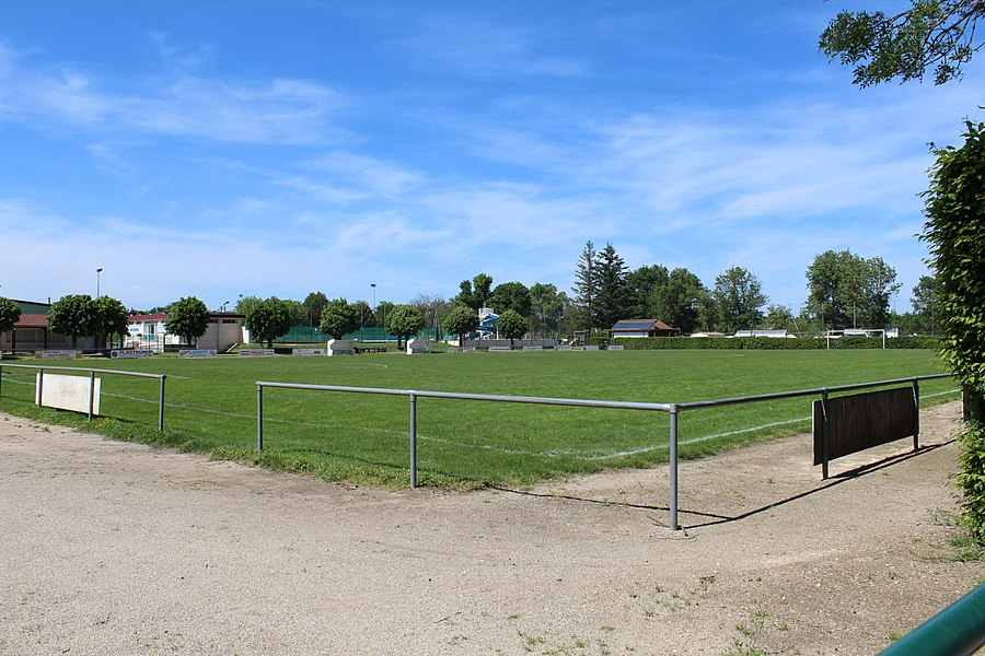 Stade de football à Vonnas