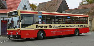 MAN SL202 - Stadtbus Nürnberg MAN SL202
