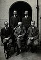 Staff of Wellcome Chemical Research Laboratories (back row H Wellcome V0027857.jpg