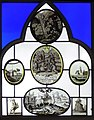 Stained glass windows at Strawberry Hill House 10.jpg