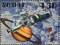 Stamp of Abkhazia - 1999 - Colnect 1003107 - Space station.jpeg