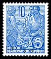 Stamps of Germany (DDR) 1958, MiNr 0578 B.jpg