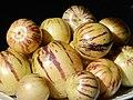 Starr-140402-0157-Solanum muricatum-fruit-Hawea Pl Olinda-Maui (24610929944).jpg