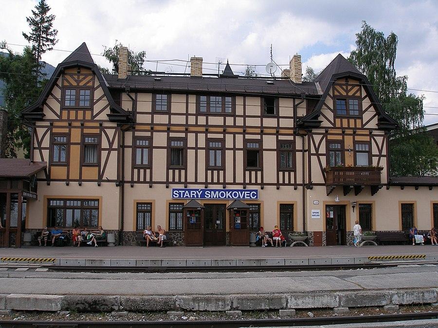 Starý Smokovec railway station