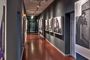 Stasi Museum - Image: Stasi Museum entrance 2