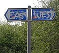 Stating the obvious - geograph.org.uk - 775275.jpg
