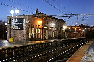 Edge Hill railway station - Image: Station buildings, Edge Hill railway station (geograph 3795772)