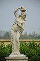 Statue - Nashipur Royal Gardens - Murshidabad 2017-03-28 6232.JPG