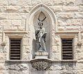 Statue of St. Paul on St. Augustine Church D.C..JPG