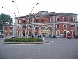 Treviglio railway station
