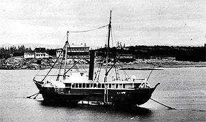 Beaver (steamship) - Steamship Beaver