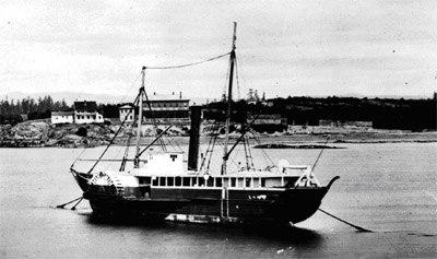 Steamship Beaver