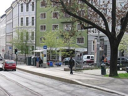 Hvordan komme seg til Stensgata med offentlig transport - Om stedet