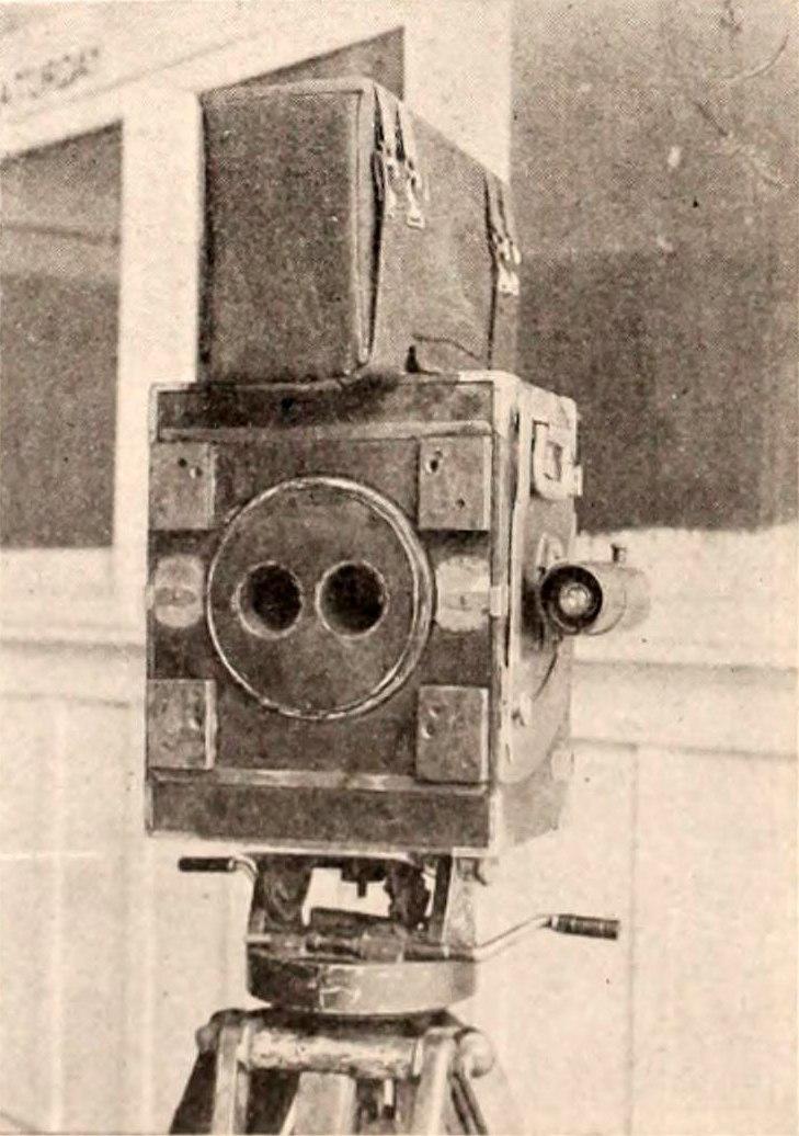 Stereoscopic camera
