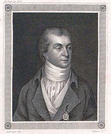 Bentzel-Sternau, Stich von Nordheim nach Anton Graff (1793) (Quelle: Wikimedia)