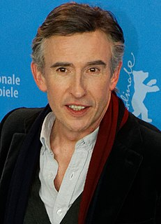 Steve Coogan English actor and comedian
