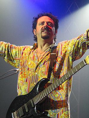 2002 award winner, Steve Lukather