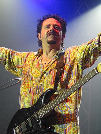 Grammy Award for Best Contemporary Instrumental Album - 2002 award winner, Steve Lukather