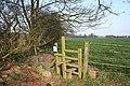 Stile near Baddiley Lodge - geograph.org.uk - 1233843.jpg