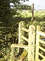 Stile near Highway Farm - geograph.org.uk - 60579.jpg