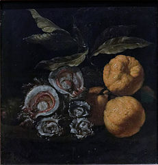 Still-Life with Oysters and Quinces