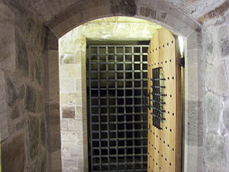 Stirling Castle Great Hall lower door.jpg