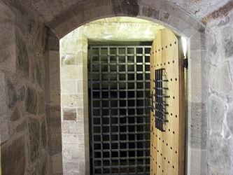 Stirling Castle Great Hall lower door.jpg