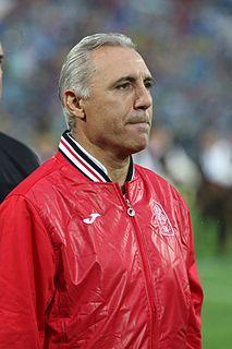 Hristo Stoichkov Bulgarian footballer