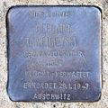 Stolperstein Barbarossastr 8 (Schön) Gerhard Tawrigowski.jpg