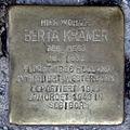 Stolperstein Berta Krämer (Weiseler Str 24 Butzbach).jpg