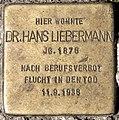 Stolperstein Binger Str 25 (Wilmd) Hans Liebermann.jpg