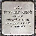 Stolperstein für Ferdinand Karvas.jpg