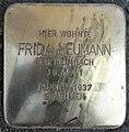 Stolperstein für Frida Neumann in Neu-Ulm.jpg