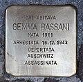 Stolperstein für Gemma Bassani (Padua).jpg