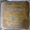 Stolpersteine Krefeld, Edith Willner (Oelschlägerstraße 63).jpg