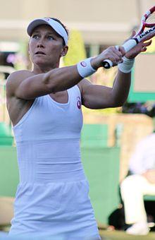 Samantha Stosur al Torneo di Wimbledon 2014