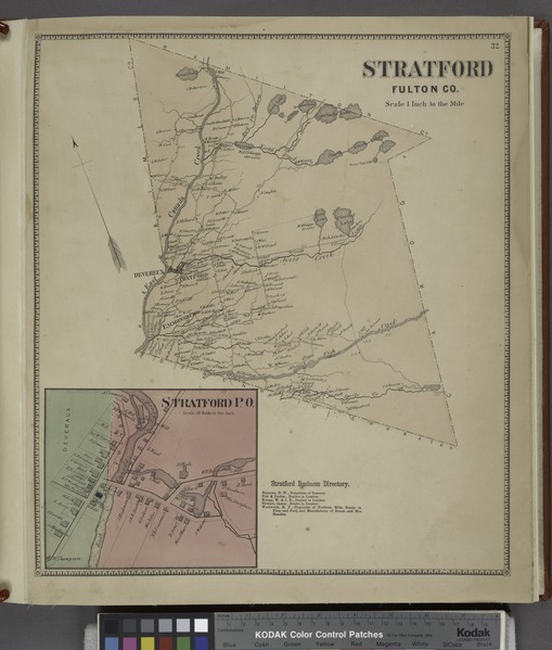 File:Stratford Fulton Co. (Township); Stratford P.O. (Village); Startford Business Directory. NYPL1584236.tiff