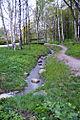 Stream near Vanhankaupungintie - panoramio.jpg