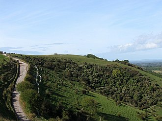 Streat - Image: Streat Hill geograph.org.uk 1523265