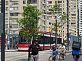 Streetcars on the 509 Harbourfront route, 2016 07 03 (6).JPG - panoramio.jpg