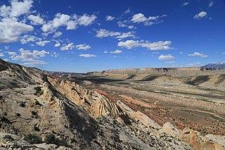 landform in Utah, United States