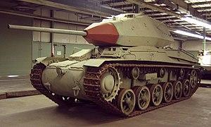 Stridsvagn 74 - Image: Strv 74 at AAF Museum