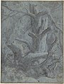 Study of a Blasted Tree Trunk and Branches MET DP801463.jpg